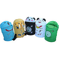 Корзина для игрушек (арт. 73988-1-6), ткань,40x70x0 см JAMBO 100842811