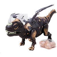 Животные 2025A динозавр, свет, звук, ходит, в коробке