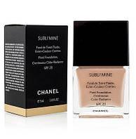 Тональный крем Chanel Sublimine Fond de Teint Fluide (Шанель Саблимайн)