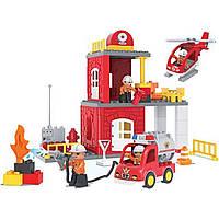 Конструктор (арт. 188-103), пластик, Цветная коробка, 43.00x10.00x33.00 см, 3-6 лет, Jambo, 100934733