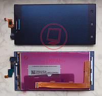 Lenovo p70 дисплей в зборі з тачскріном модуль чорний
