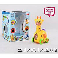 Музыкальная игрушка Жираф 9103 муз, в коробке 22*17,5*15 см