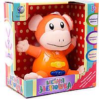 Музыкальная развивающая игрушка 805 на батарейках, , 6 видов, Музыкальная игрушка обучающая, в короб.19*18*11