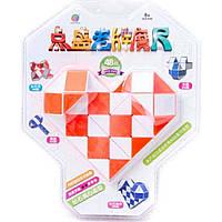 Кубик-Рубик - змійка (блістер) DS-253