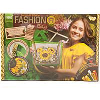 "Набор для творчества ""Fashion Bag"" вышивка лентами (6)"