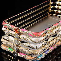 Bumper iPhone 5G Diamond mixcolor