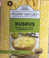 Крупа Кус кус Plony Natury 300 г Польша