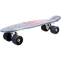 Скейт MS 0297 пенні, алюм. підвіска, колеса ПУ, 6 кольорів.