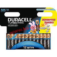 Батарейка Duracell LR03 TURBO MAX * 12 (5000394098015 / 81470124)