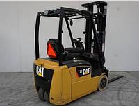 Электропогрузчик CAT Lift Trucks EP18CPNT, 2014 г, 5490 mm, 1.8 т