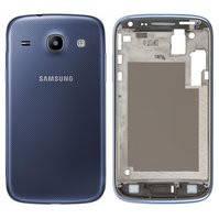 Корпус для мобильных телефонов Samsung I8260 Galaxy Core, I8262 Galaxy Core, синий