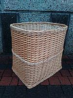 Плетеный лоток из лозы 30х40, фото 1