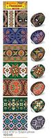 """Этикетки для яиц """"традиция"""" №1 Украса - 01867"""