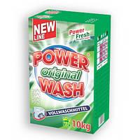 Стиральный порошок Power Wash Original 10кг. (картон)