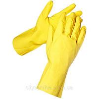 Перчатки резиновые (1 - сорт) S, M, L, XL. 1 пара.