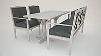 Мебель для сада - непромокаемые подушки.