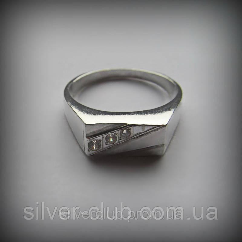 70ece418954b 1009 серебряная мужская печатка Мажор 925 пробы - Интернет-магазин  серебряных изделий от украинского производителя