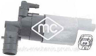 Насос бачка омывателя (только омывателем лобового стекла) на Renault Trafic 2001-> — Metalcaucho - MC02072