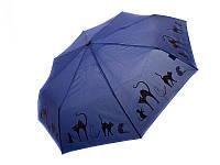 Складной зонт Doppler Зонт женский автомат DOPPLER (ДОППЛЕР) DOP7441465C-navy
