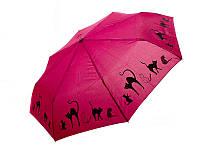Складной зонт Doppler Зонт женский автомат DOPPLER (ДОППЛЕР) DOP7441465C-bordo
