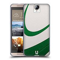 Пластиковый чехол для HTC One E9 Plus узор Мяч для пляжного волейбола