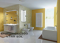 Бойлер косвенного нагрева Drazice OKC300 NTRR SOL (34кВт), фото 1