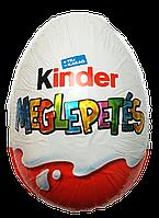 Яйцо шоколадное Kinder Surprise (Киндер сюрприз) 20г (Польша)
