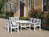 Мебель для дачи и сада- непромокаемые подушки.