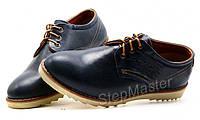 Туфли мужские спортивные Levis Desert синие