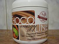 Шоколадный массажный  натуральный крем