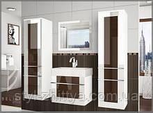 Підвісні меблі для ванної Belini, глянець ELEGANZA 5 PRO+