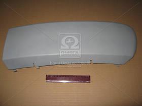 Накладка бампера переднего левая MITSUBISHI COLT (Мицубиси Кольт) 2004-09 (пр-во TEMPEST)
