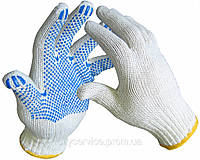 Перчатки хозяйственные (1-сорт) 12 пар