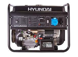 Генератор Hyundai  HHY 7000FGE, фото 2