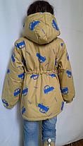 Куртка для мальчиков 2-5 лет, фото 2