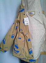 Куртка для мальчиков 2-5 лет, фото 3