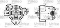 Моторчик вентилятора охлаждения KANGOO на авто без a/c 1.2,1.4 MPI, 1.5 DCI, до 2008г.