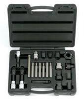 Набор приспособлений для ремонта разборки генератора, 22 предмета.Производитель:FORCE.