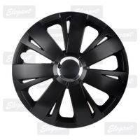 Колпаки колесные Energy RC_black (к-т 4шт.) R13,R14,R15,R16.