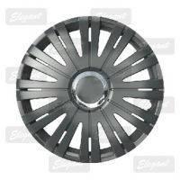 Колпаки колесные Active RC grafite(к-т 4шт.) R13,R14,R15,R16.