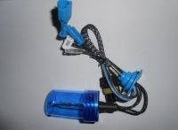 Лампочка ксенон H3 SupeRKlass.Производитель:Китай.
