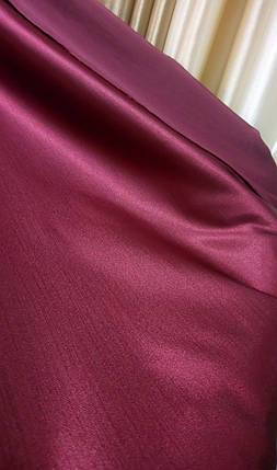 Ткань Шанзализе (селеста)Бордо, фото 2