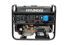 Генератор Hyundai  HHY 9000FE, фото 2