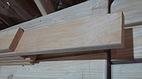 Лежак деревянный для бани из ольхи Вс-1 сорт