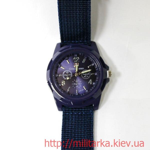 Часы мужские Gemius Swiss army blue