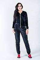 Женский спортивный костюм из бархата (размер 50-52)