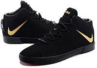 Кроссовки Nike LeBron 12 Lifestyle Lights Out