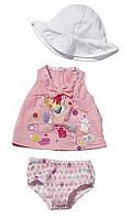 Одежда летняя для куклы BABY born 43 см, 819388R