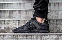 "Кроссовки Adidas EQT ADV Support ""All Black"""