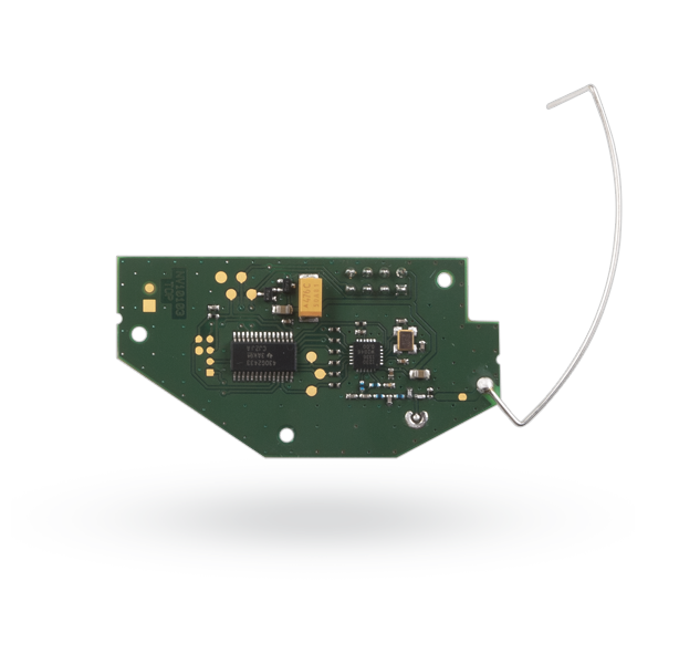 JA-150G-CO Беспроводный модуль для подключения Ei208W(D) детектора CO